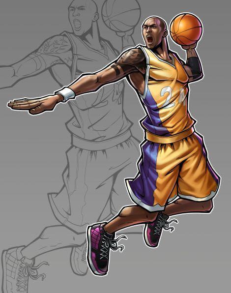 街头篮球手游人物角色3