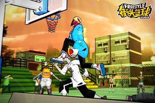 街头篮球手游截图3
