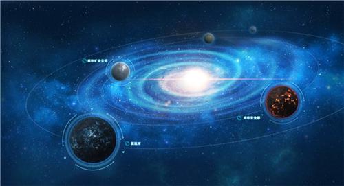 星盟冲突宇宙背景