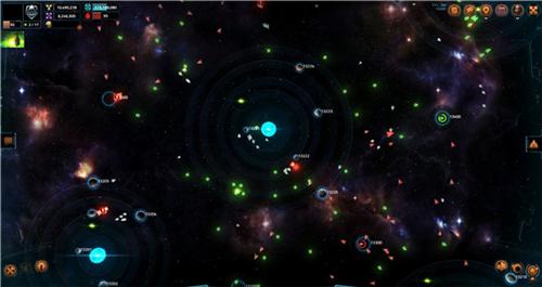 星盟冲突宇宙背景2