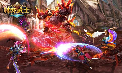 神龙武士游戏截图1