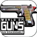 枪械世界枪的拆解