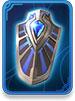 蓝宝石塔盾