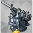 單裝102mm副炮