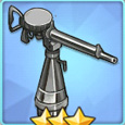 12.7mm防空机枪