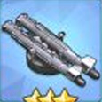 双联装610mm鱼雷蓝