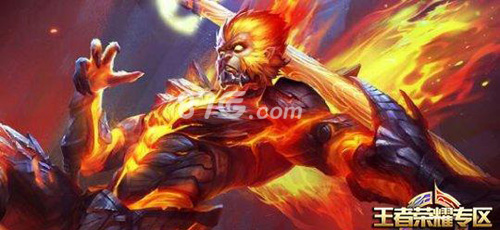 王者荣耀孙悟空是游戏中十分强力的刺客英雄,一般在游戏中后期,一个