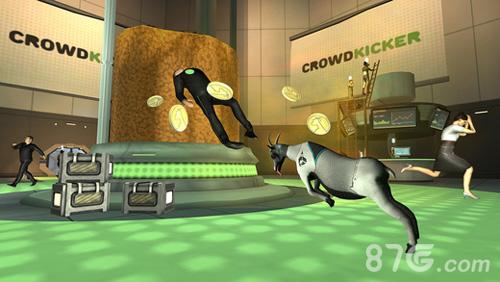 模擬山羊:太空廢物截圖4
