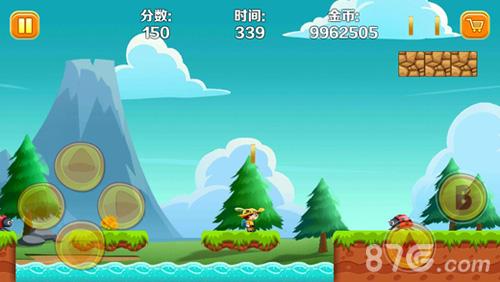 超级顶蘑菇截图3
