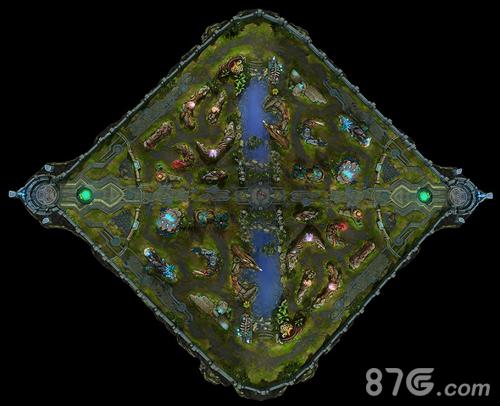 自由之战2【原版5V5地图】