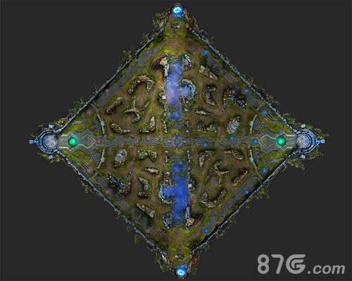 自由之战2【新版5V5地图】