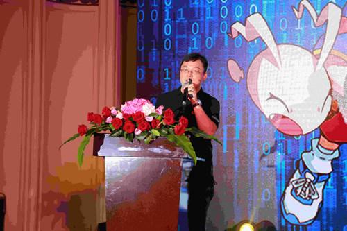 猫玩游戏VP陈鹏辉公布2017泛娱乐共生共赢战略