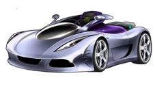 QQ飞车手游赛车图片欣赏 酷炫的赛车模型一览
