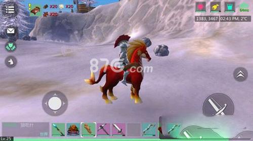 创造与魔法红马怎么抓