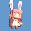 迷你世界兔美美