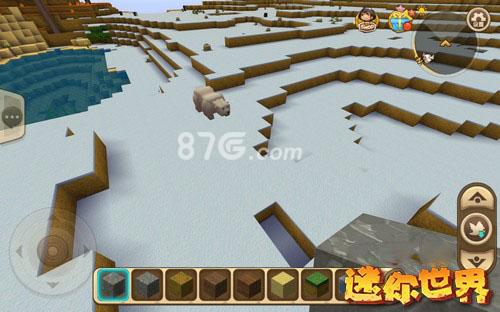 迷你世界迅猛龙地图图片2