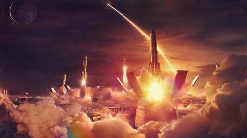 《宇宙世界》今日苹果上线 邀你一起征服浩瀚宇宙!