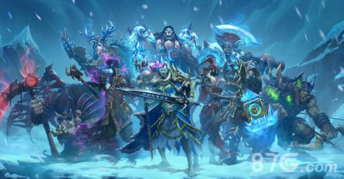 炉石传说巫妖王团队副本玩法