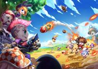 弹弹岛2精美游戏场景截图 不容错过的岛上风景