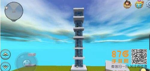 迷你世界怎么做电梯7