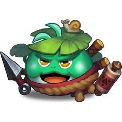 不思议迷宫忍者蛙