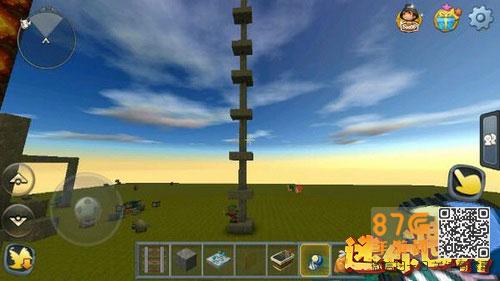 迷你世界矿车电梯怎么做 电路单程矿车电梯制作方法