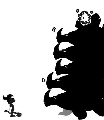 炉石传说趣味图画3