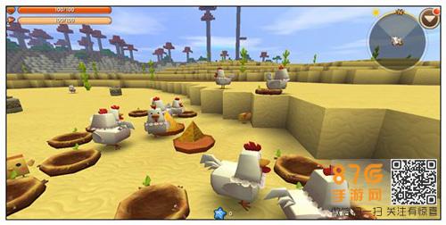 迷你世界鸡吃什么食物好图片