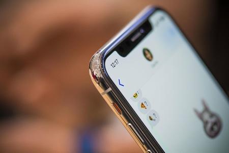 iphoneX外表