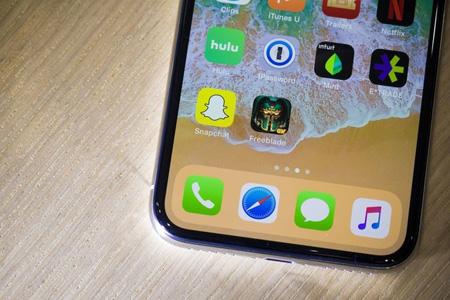 iphoneX全面屏