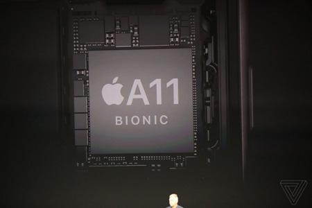 iphoneXA11处理器