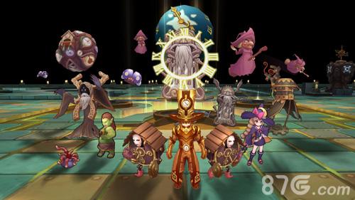 仙境传说RO:守护永恒的爱截图1