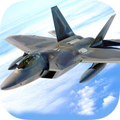 猛禽战机F22真实