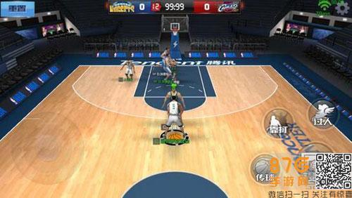 最强NBA操作一览