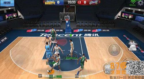 最强NBA操作一览3