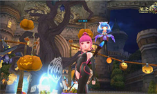 《龙之谷手游》全新版本上线万圣变装舞会嗨翻天