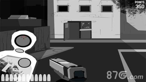 火柴人反恐:射击训练截图3