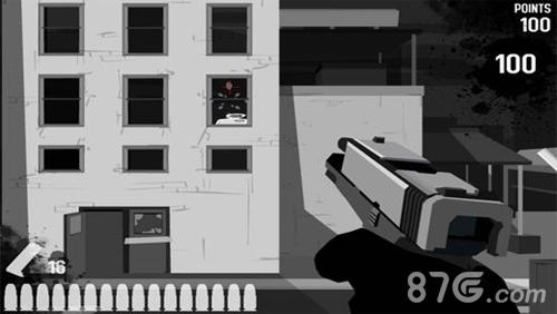 火柴人反恐:射击训练截图2