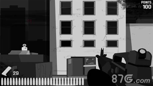 火柴人反恐:射击训练截图5