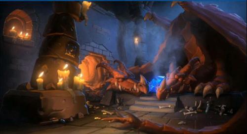 炉石传说狗头人与地下世界宣传图3