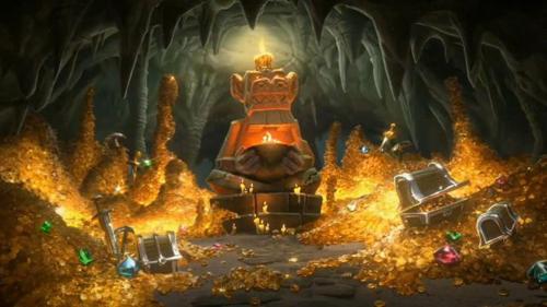 炉石传说狗头人与地下世界宣传图5