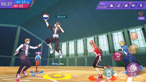 青春篮球截图3