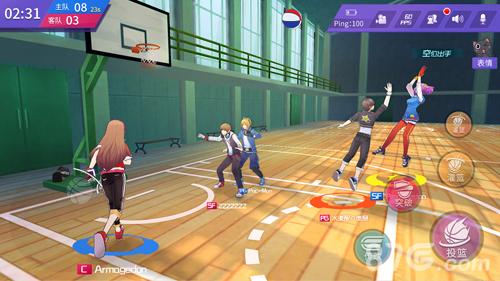 青春篮球截图4