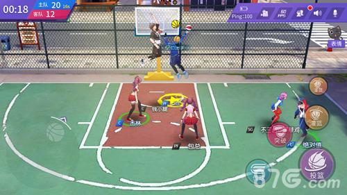 青春篮球截图5