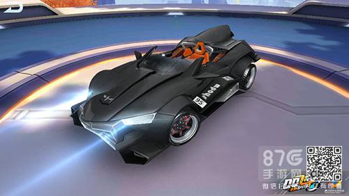 QQ飞车手游黑色闪电实测数据