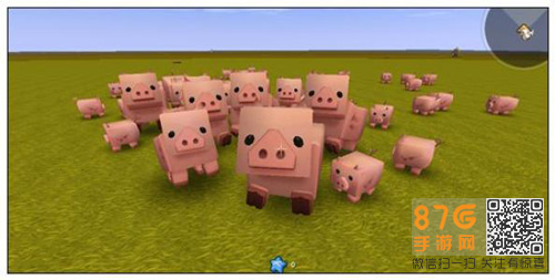 迷你世界猪血量值