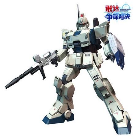 RX-79(G)Ez-8 高达Ez8