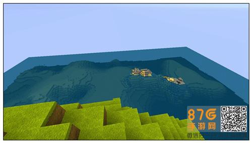 迷你世界丰富地貌地图2