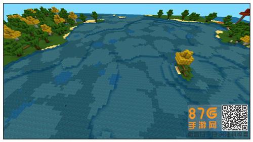 迷你世界丰富地貌地图5