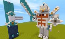 迷你世界如何做机器人 做机器人教程视频